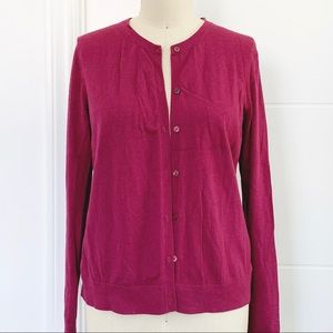 Gap Cardigan Sweater Button Up
